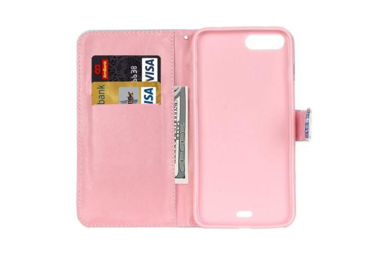 info for f3e61 85305 For iPhone 8 PLUS 7 PLUS Wallet Case Dream Catcher Protective Leather Cover