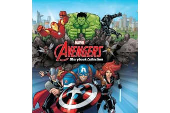 Marvel Avengers - Storybook Collection