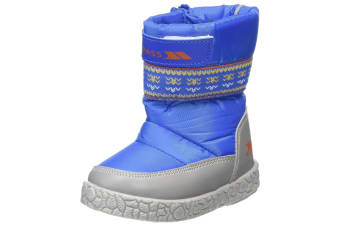Trespass Toddlers Boys Alfred Winter Snow Boots (Bright Blue) (10 Child UK)