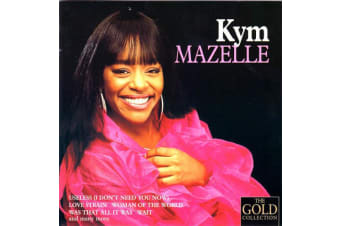 Kym Mazelle – The Gold Collection BRAND NEW SEALED MUSIC ALBUM CD - AU STOCK