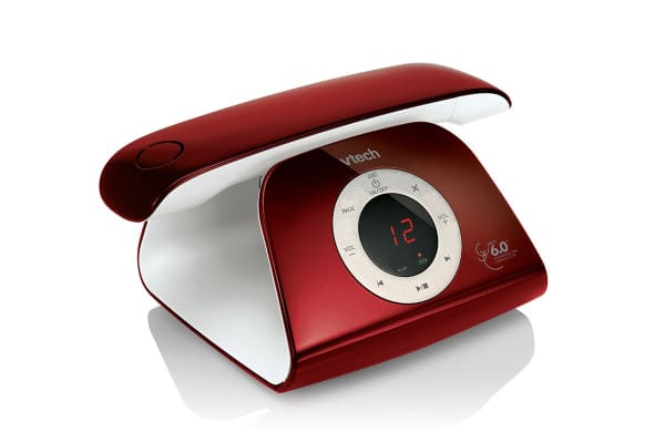 Vtech 15150 Dect6.0 Cordless Phone (Red)