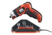 Black & Decker SmartSelect Screwdriver with Screw Holder