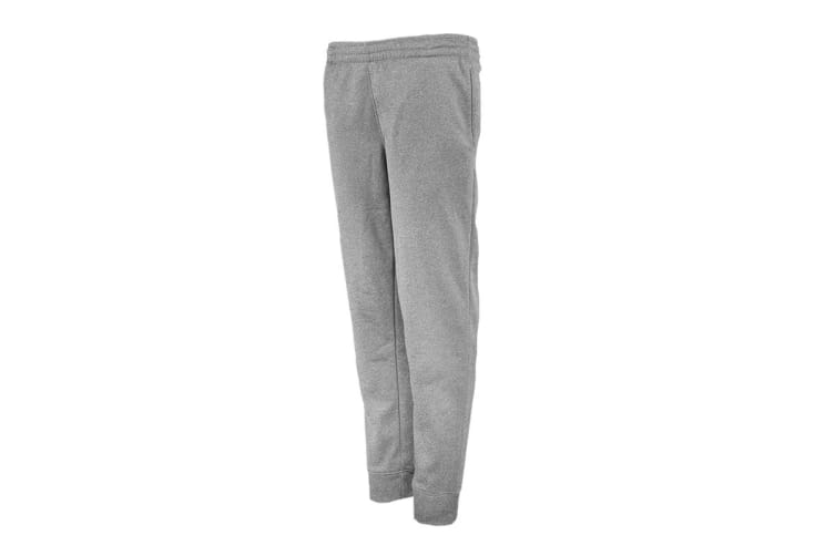 Champion Boys' Performance Pants (Light Grey, Size L)