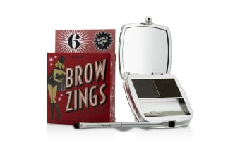 Benefit Brow Zings (Total Taming & Shaping Kit For Brows) - #6 (Deep) 4.35g