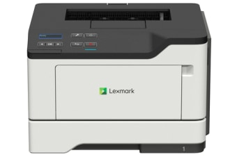 Lexmark Network-ready; duplex; 40ppm (A4); 1GHz Dual-core; 512MB RAM,