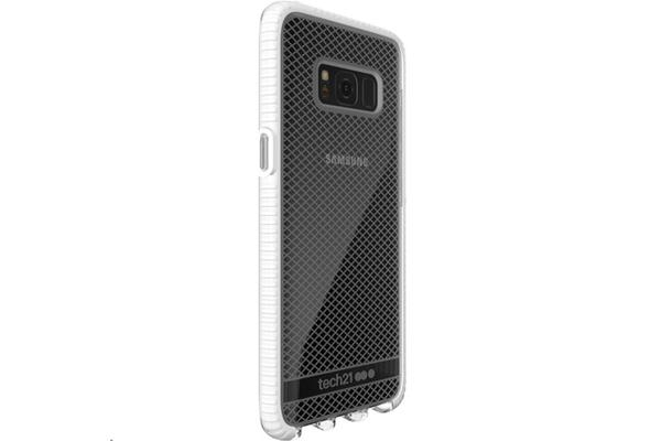 TECH21 Evo Check for Samsung GS8 - Clear/White