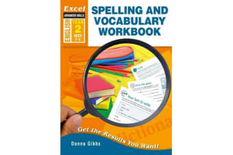 Excel Advanced Skills - Spelling and Vocabulary Workbook Year 2