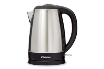 Westinghouse 1.7L 360 Degrees Kettle - Stainless Steel