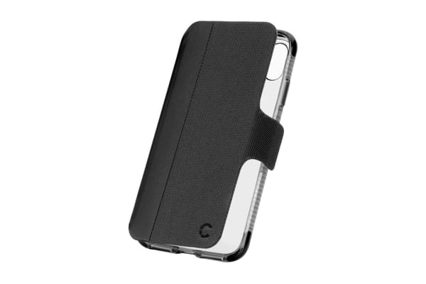 Cygnett TekWallet  Premium Protective Wallet Case for iPhone Xs & X- Black (CY2595CPTEK)