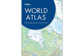 Collins World Atlas - Reference Edition