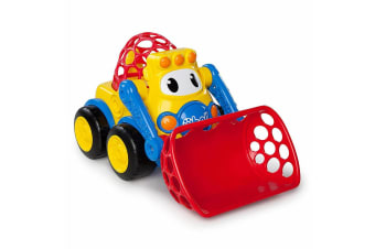 Oball Go Grippers Loader Construction Toy Vehicle Tractor Truck Kids/Boys 18m+