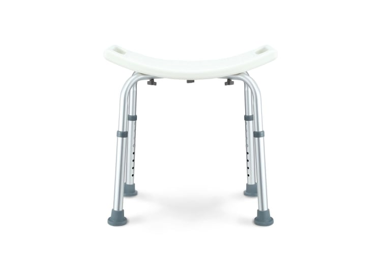 New Adjustable Shower Chair Bath Tub Seat Bench for Elderly Disabled with Handles