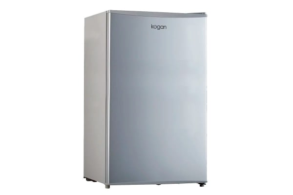 Kogan 95L SteelCold Stainless Steel Fridge