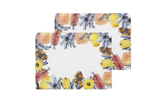 Ecology Florae Set of 2 Large Placemats 30 x 40cm