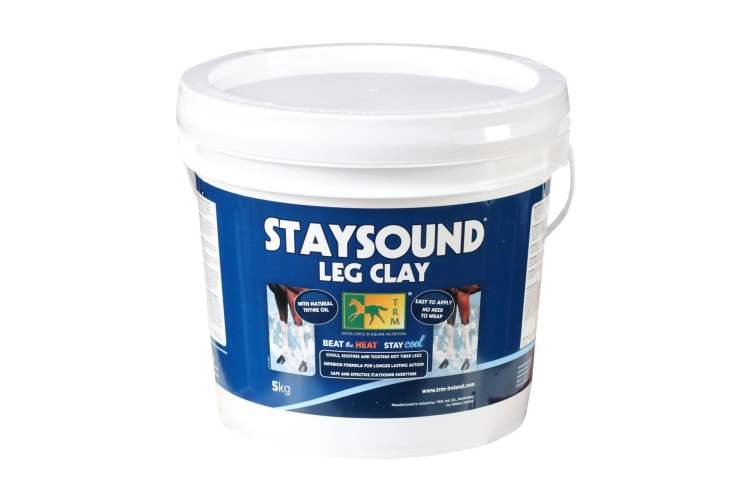TRM Staysound Leg Clay (May Vary) (5kg)