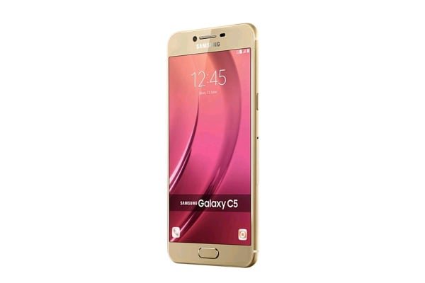 Samsung Galaxy C5 4G LTE (64GB, Gold)