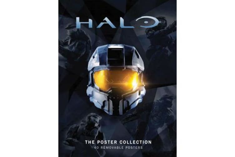 Halo - The Poster Collection