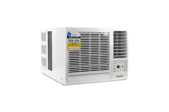 Devanti Window Wall Box Air Conditioner 1.6kW (White)