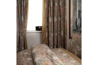 Belledorm Isabelle Lined Curtains (Multicoloured)