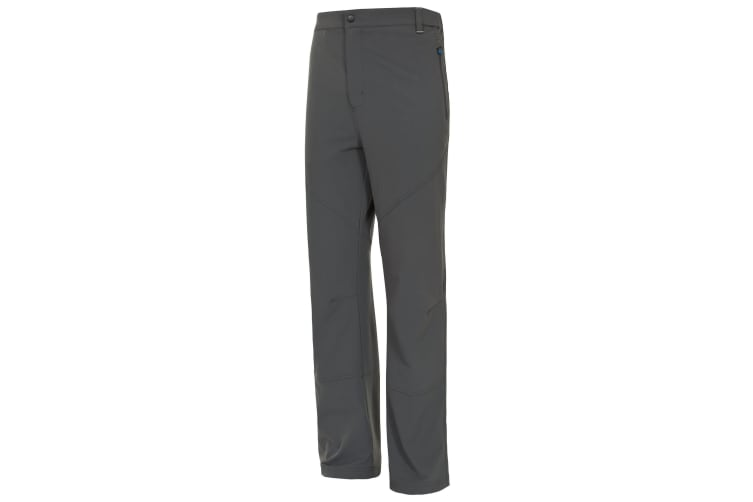 Trespass Mens Canyon Outdoor Trousers (Carbon) (XS)
