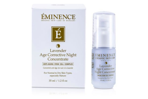 Eminence Lavender Age Corrective Night Concentrate (Normal to Dry Skin, Especially Mature) (35ml/1.2oz)