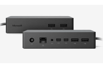 Microsoft Surface Dock, to Suit Surface Pro, Surface Laptop, Surface Book, 4 x