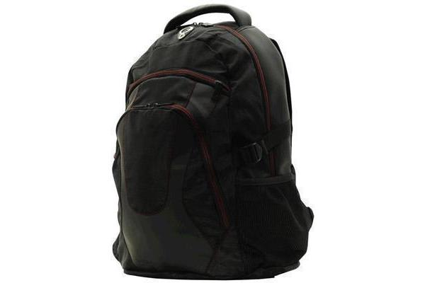 "Toshiba 16"" Backpack Notebook Bag - Scratch Resistant Interior - Polyester"