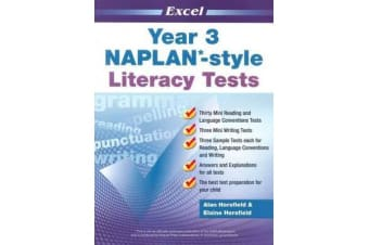 NAPLAN-style Literacy Tests - Year 3