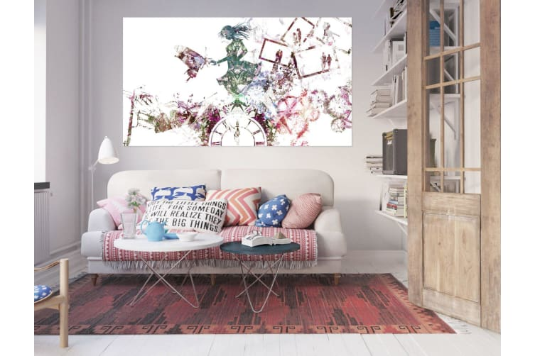 3D Your Name 347 Anime Wall Stickers Self-adhesive Vinyl, 110cm x 110cm(43.3'' x 43.3'') (WxH)