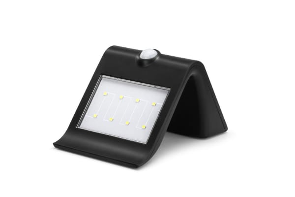 V-Shape Solar Motion Sensor Light (2 Pack)