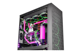 Thermaltake CL-W098-CA00SL-A hardware cooling accessory Chrome