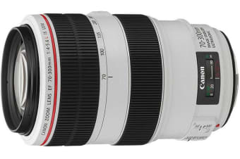 New Canon EF 70-300mm 70-300 f/4/F4-5.6 L IS USM (FREE DELIVERY + 1 YEAR AU WARRANTY)