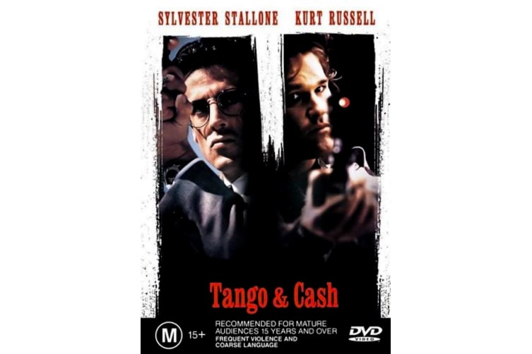 Tango And Cash - Rare- Aus Stock DVD PREOWNED: DISC LIKE NEW