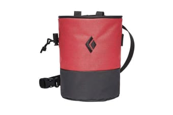 Black Diamond Mojo Zip Chalk Bag S19 (M/L)