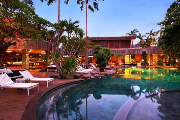 SEMINYAK: 5 Nights at Peppers Seminyak (4 Bedroom Pool Villa)