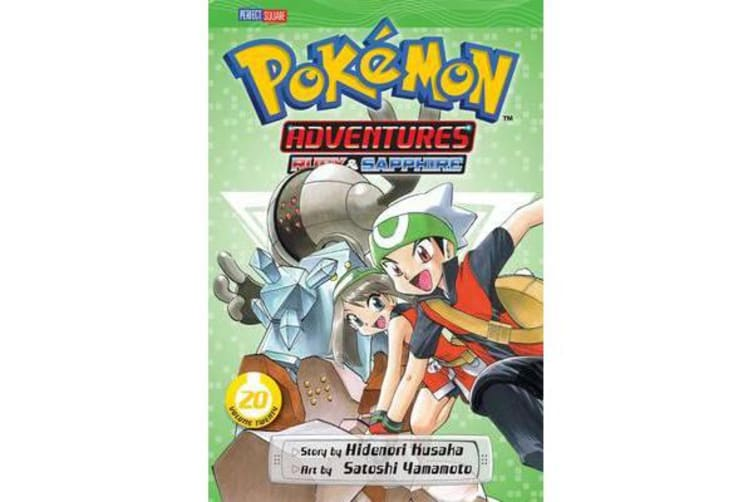Pokemon Adventures (Ruby and Sapphire), Vol. 20