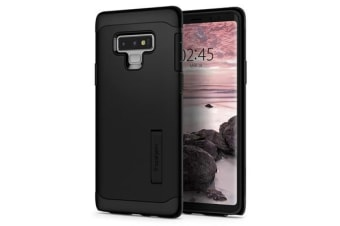 Spigen Galaxy Note 9 Slim Armor Case Black. Certified Military-Grade Protection