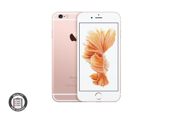 Apple iPhone 6s - Pre-Owned (16GB, Rose Gold)