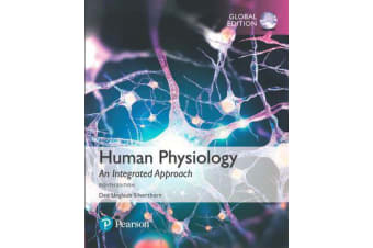 Human Physiology - An Integrated Approach, Global Edition