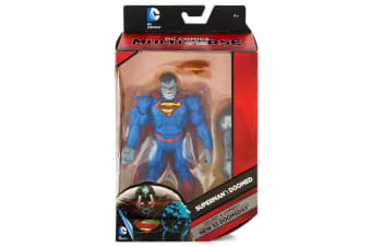 DC Comics Multiverse Superman Doomed Figurine Kids/4y+ Toy Action w/ Figure Part