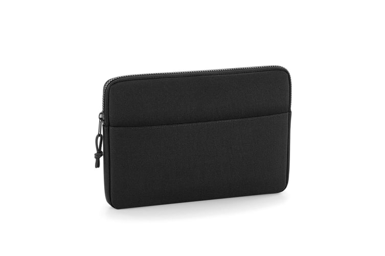 BagBase Essential 15in Laptop Case (Black) (One Size)