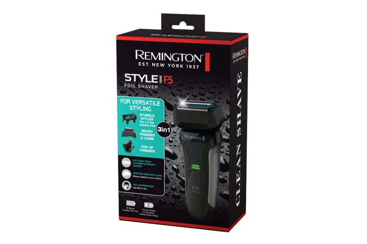 Remington Style Series F5 Foil Shaver (F5500AU)
