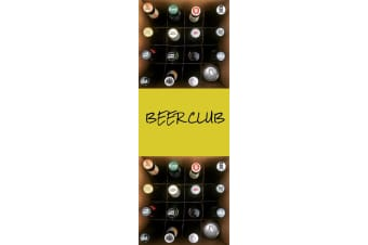 BoozeBud Beer Club Monthly Mixed Case  Case of 16
