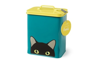 Burgon & Ball Doris Cat Tin