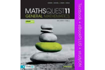 Maths Quest 11 General Mathematics VCE Units 1 and 2 & eBookPLUS + StudyOn VCE General Mathematics Units 1 and 2