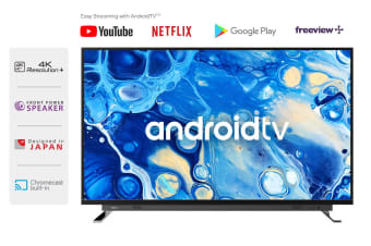 "TOSHIBA 55"" UHD LED Smart TV (U7750, Android TV™)"