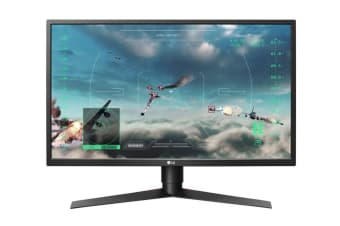 "LG 27"" Full HD 1080p 240Hz FreeSync Gaming Monitor (27GK750F)"