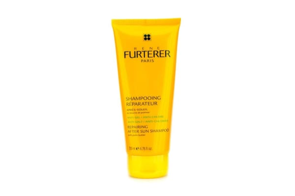 Rene Furterer Sun Care Repairing After Sun Shampoo With Palm Butter (200ml/6.76oz)