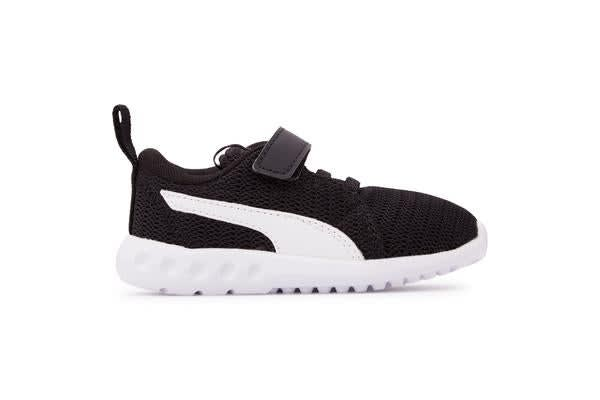 huge discount ef6cc 06563 Puma Baby Carson 2 Running Shoes (Black/White, Size 10)