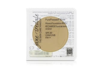 Jane Iredale PurePressed Base Mineral Foundation Refill SPF 20 - Warm Silk 9.9g